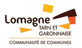 Logo de la Communauté de Communes de la Lomagne Tarn-et-Garonnaise