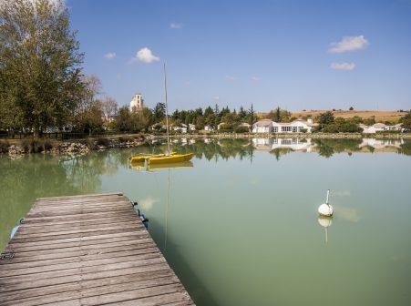 Lac de Beaumont de Lomagne