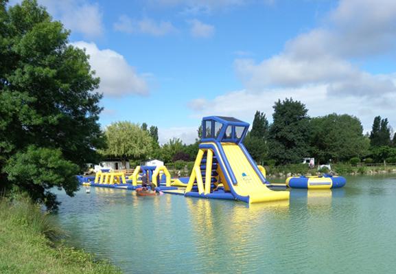 Aquapark à Beaumont de Lomagne