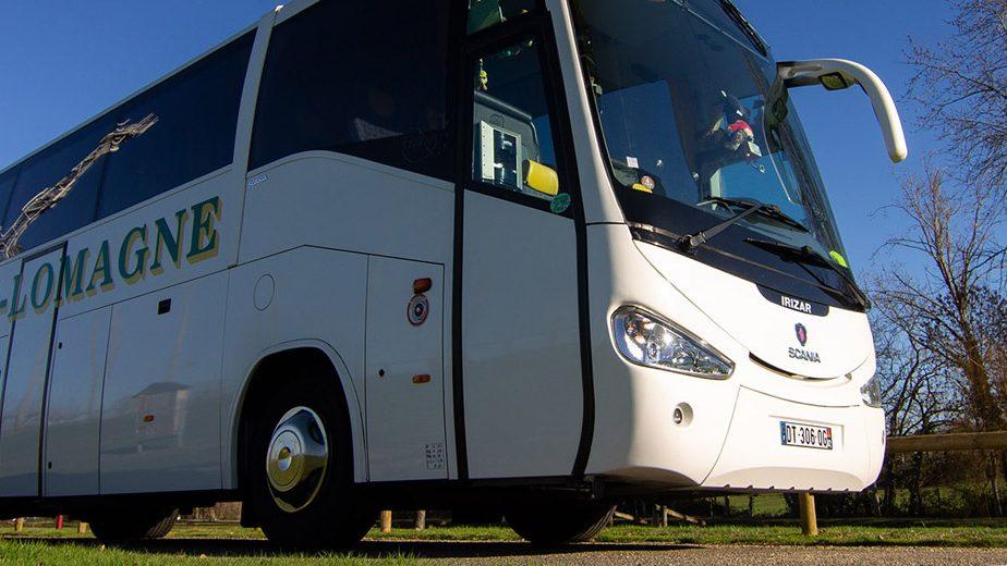 La Lomagne en bus