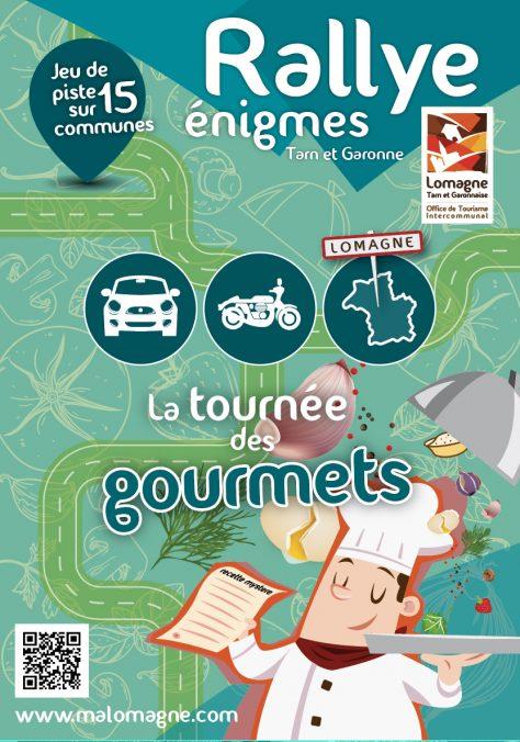 Rallye des gourmets en Lomagne