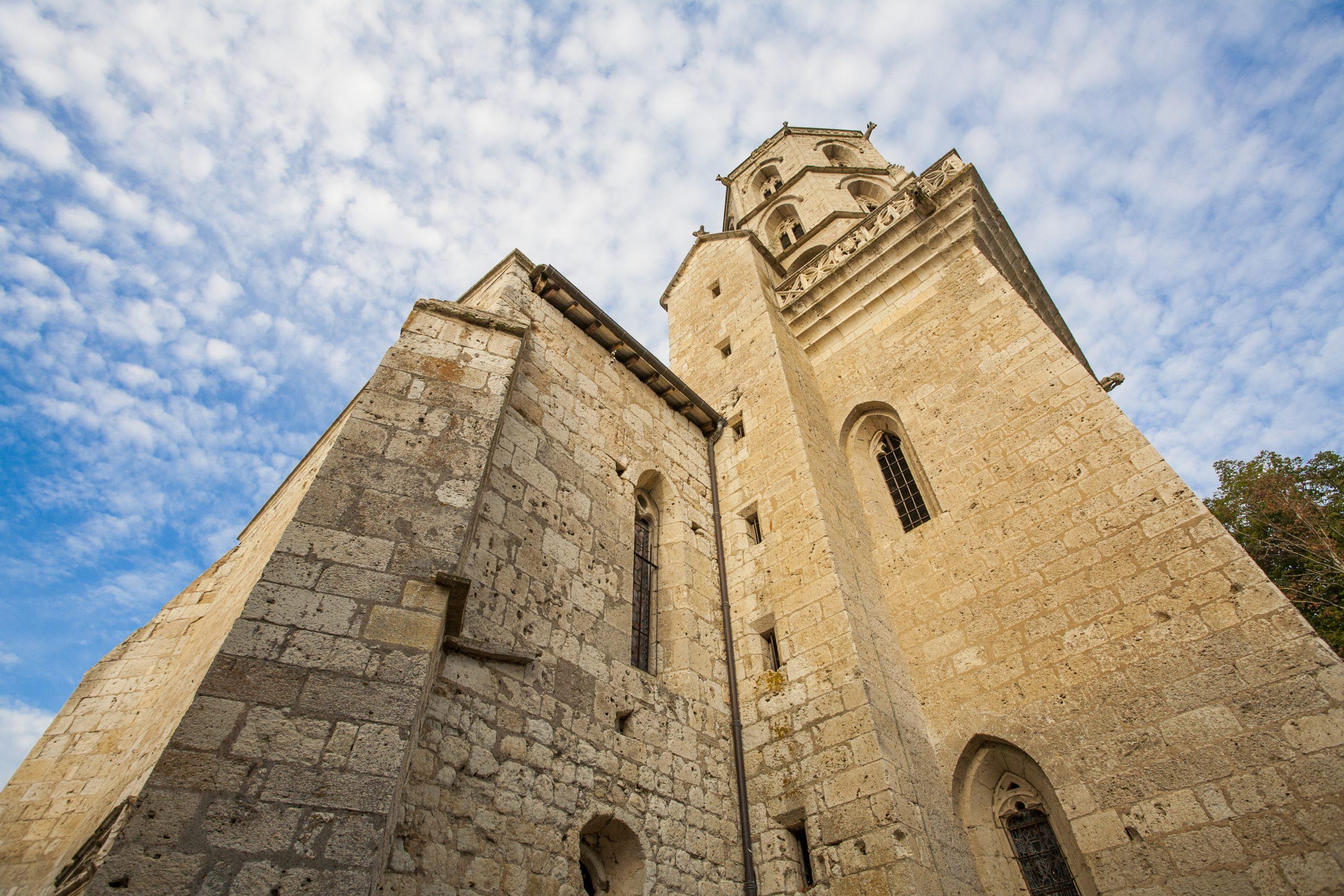 Eglise de Larrazet et son retable