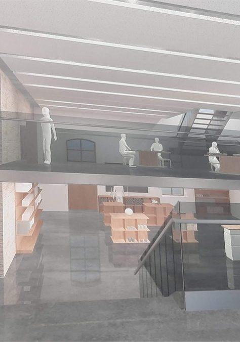 Futur Espace Maison Fermat à Beaumont de Lomagne
