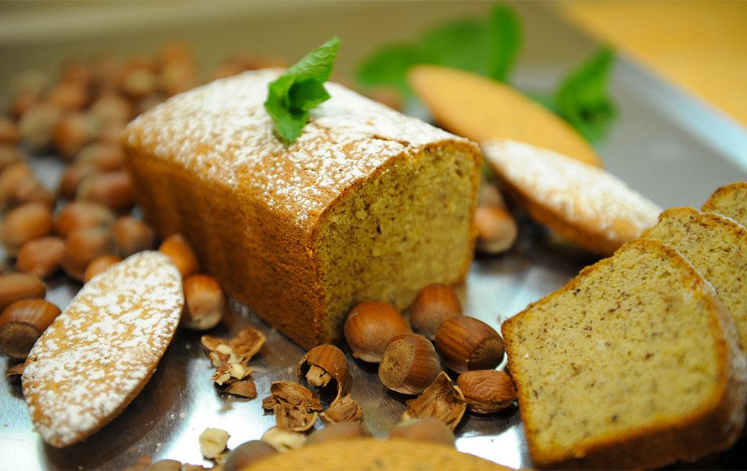 Gâteau aux noisettes de Lomagne