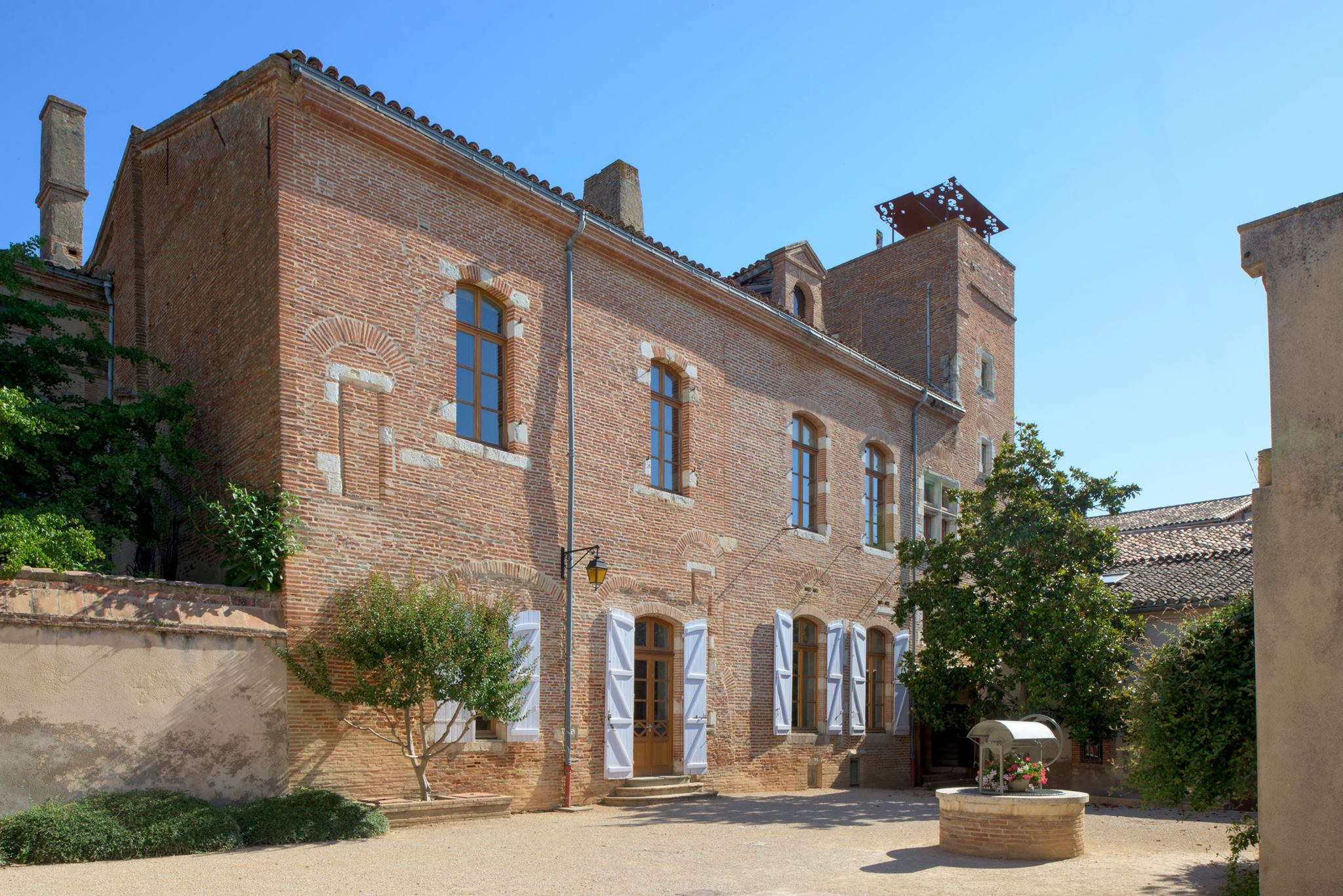 Maison natale de pierre Fermat à Beaumont de Lomagne