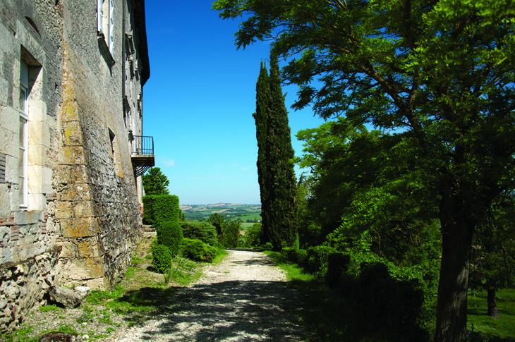 Marsac, sur un air de Toscane en Lomagne