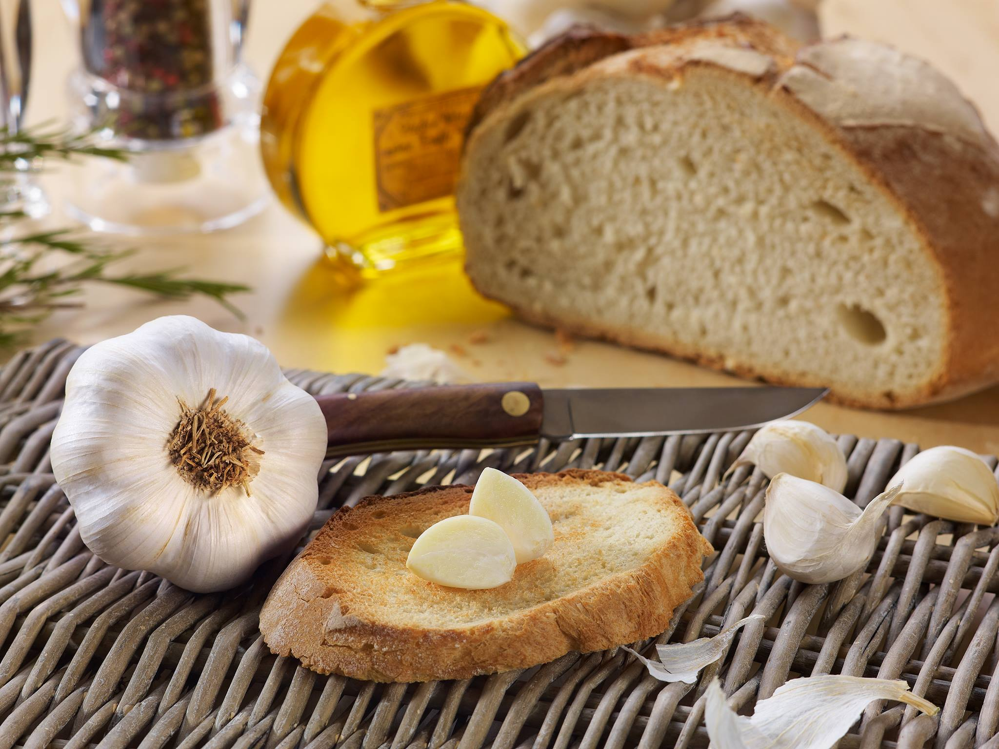 pain aillé en Lomagne Tarn et Garonnaise