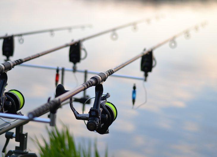 Pêche sur le lac de Beaumont de Lomagne