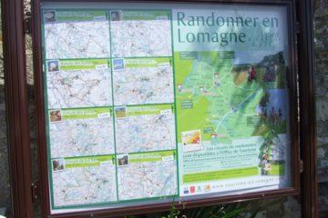PR3. Circuit de la Lomagne. Maubec