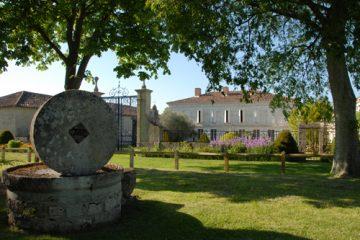 Balade des hameaux aqu départ de Gramont