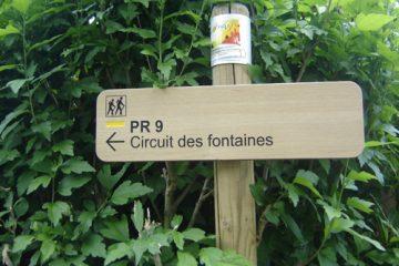 Circuit des fontaines à Montgaillard