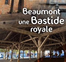 La bastide de Beaumont de Lomagne