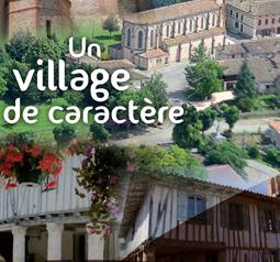 Faudoas village de caractère