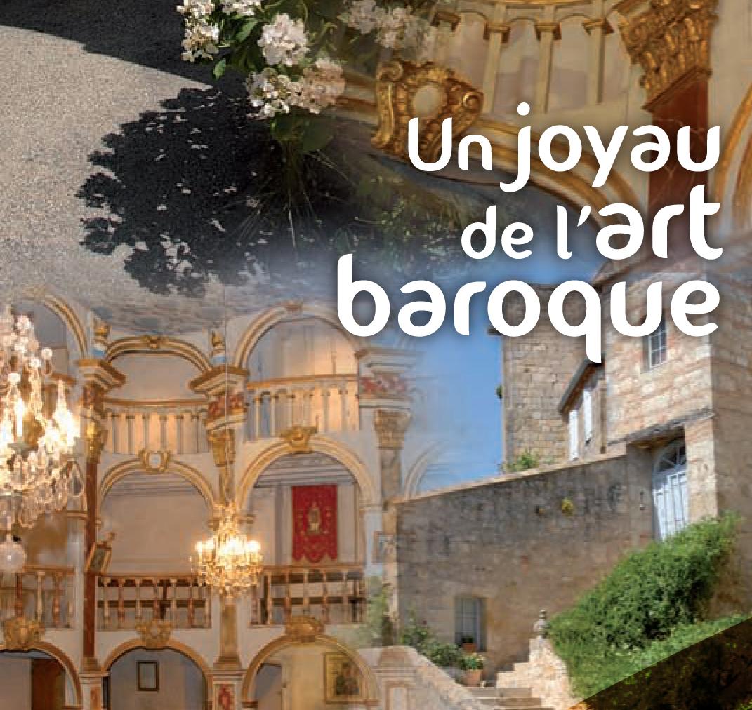 Lachapelle et son église baroque