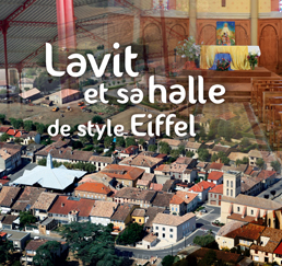 Lavit et sa halle de style Eiffel