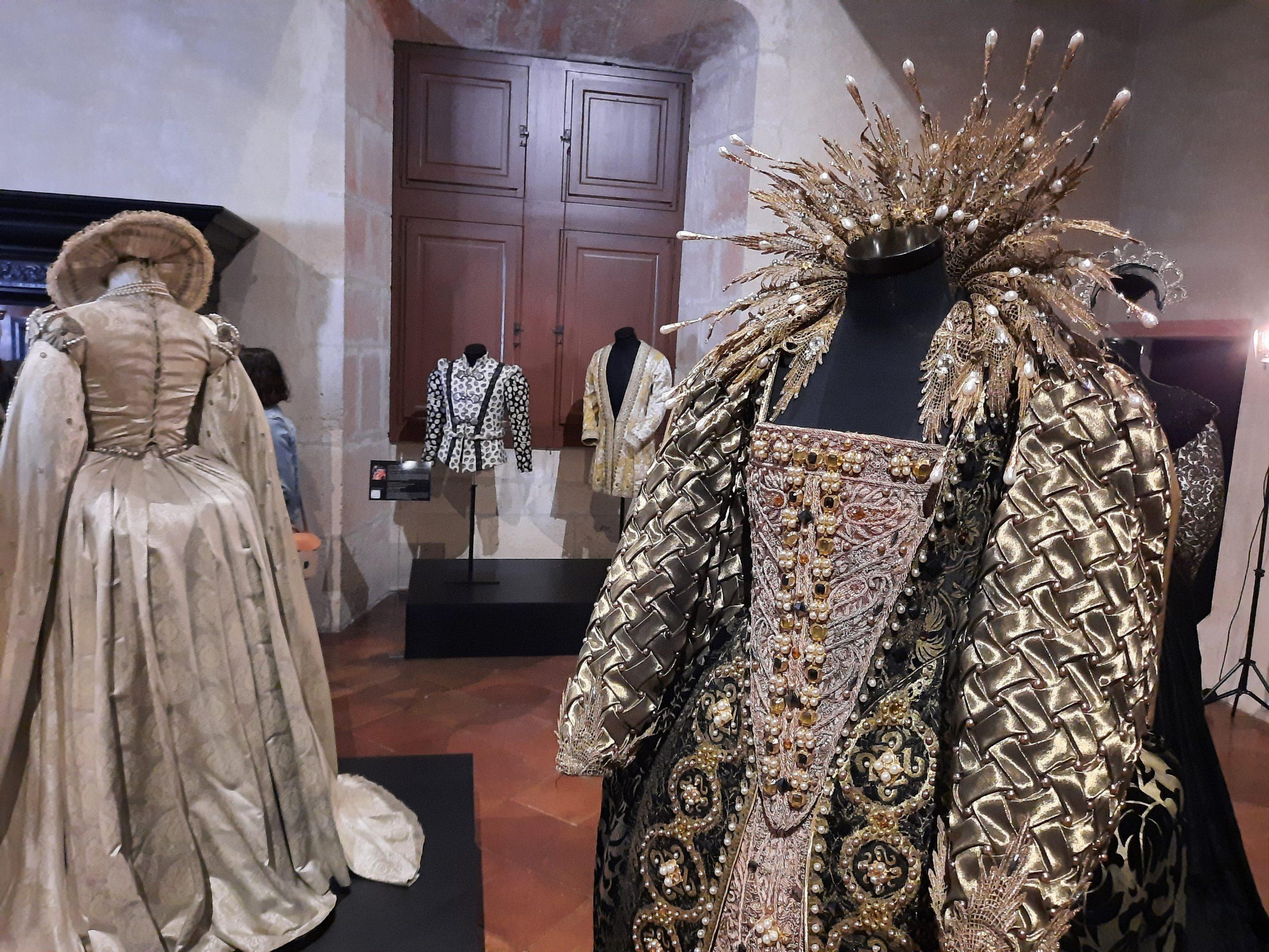 Exposition du costume à Gramont