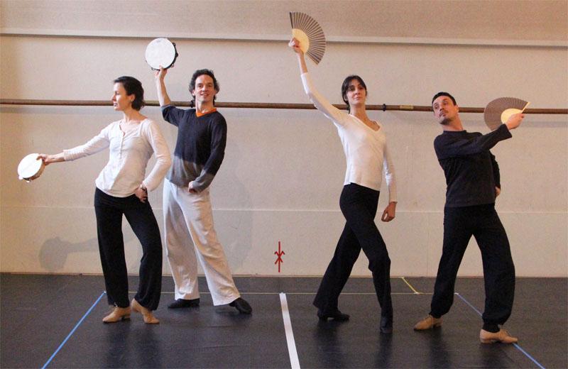 Danse baroque et musique en Lomagne Tarn et Garonnaise