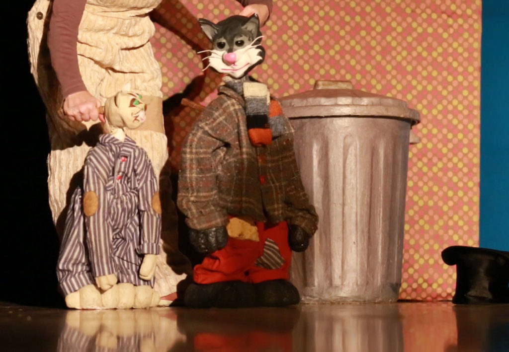Spectacle clown et marionnettes en Lomagne Tarn et Garonnaise